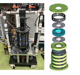 導電性金属移送用電磁ポンプ