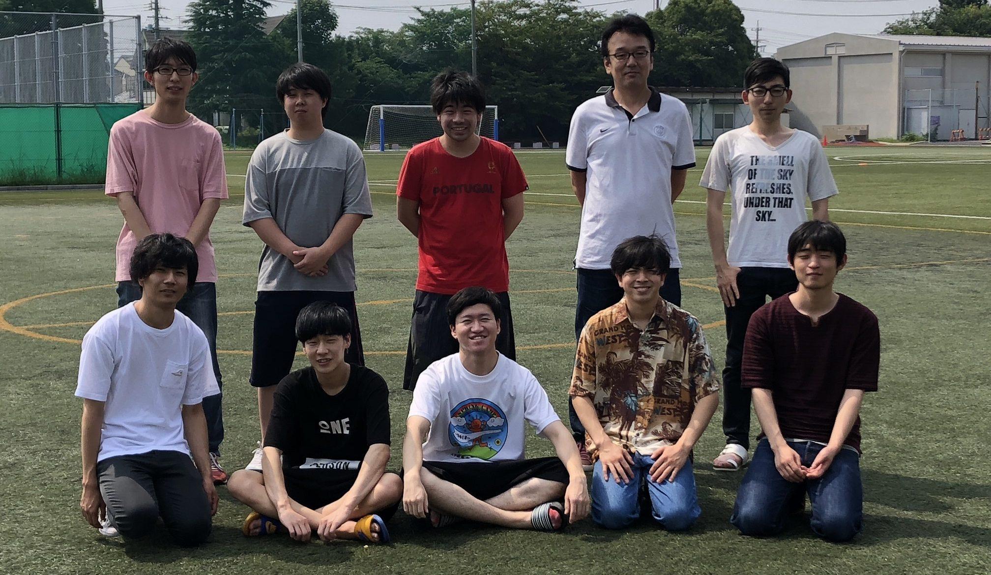 中野研究室メンバー