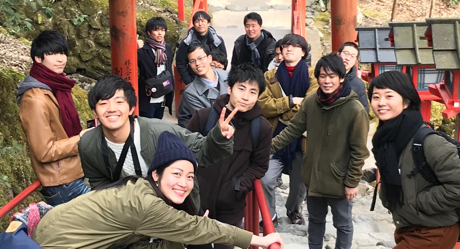 研究室旅行 in 京都